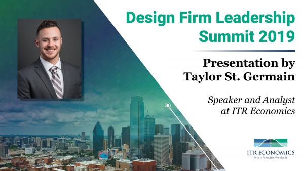 Design Firm Leadership Summit 2019 with Taylor St. Germain